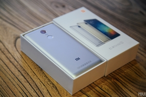 Фото: Xiaomi Redmi Note 3 16GB (Gray, Gold) + чехол,пленка