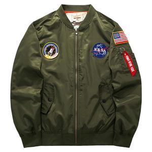 Куртка nasa MA-1 flight jacket!