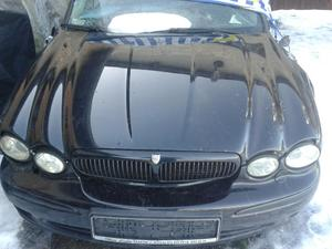 Jaguar X Type на разборку