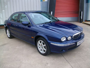 Запчасти бу на Jaguar X-type разборка Ягуар Икстайп шрот