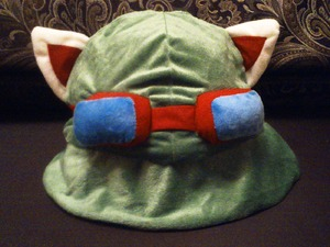 Шапка Тимо, Лига Легенд, Teemo hat, League of Legends